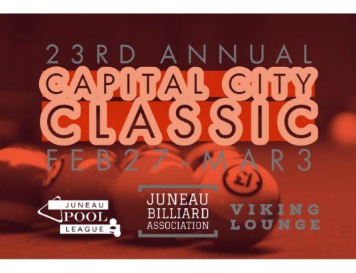 23rd Annual Capital City Classic Announcement!