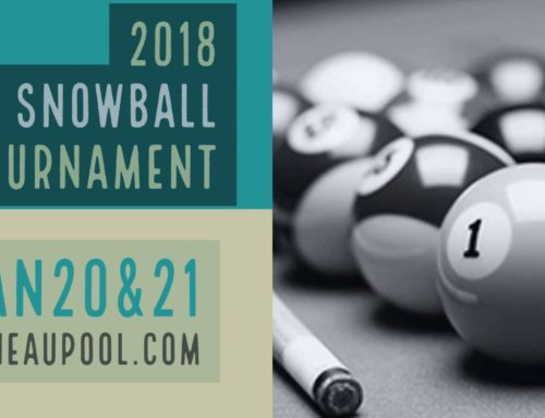 2018 Snowball Open Tournament Announcement!